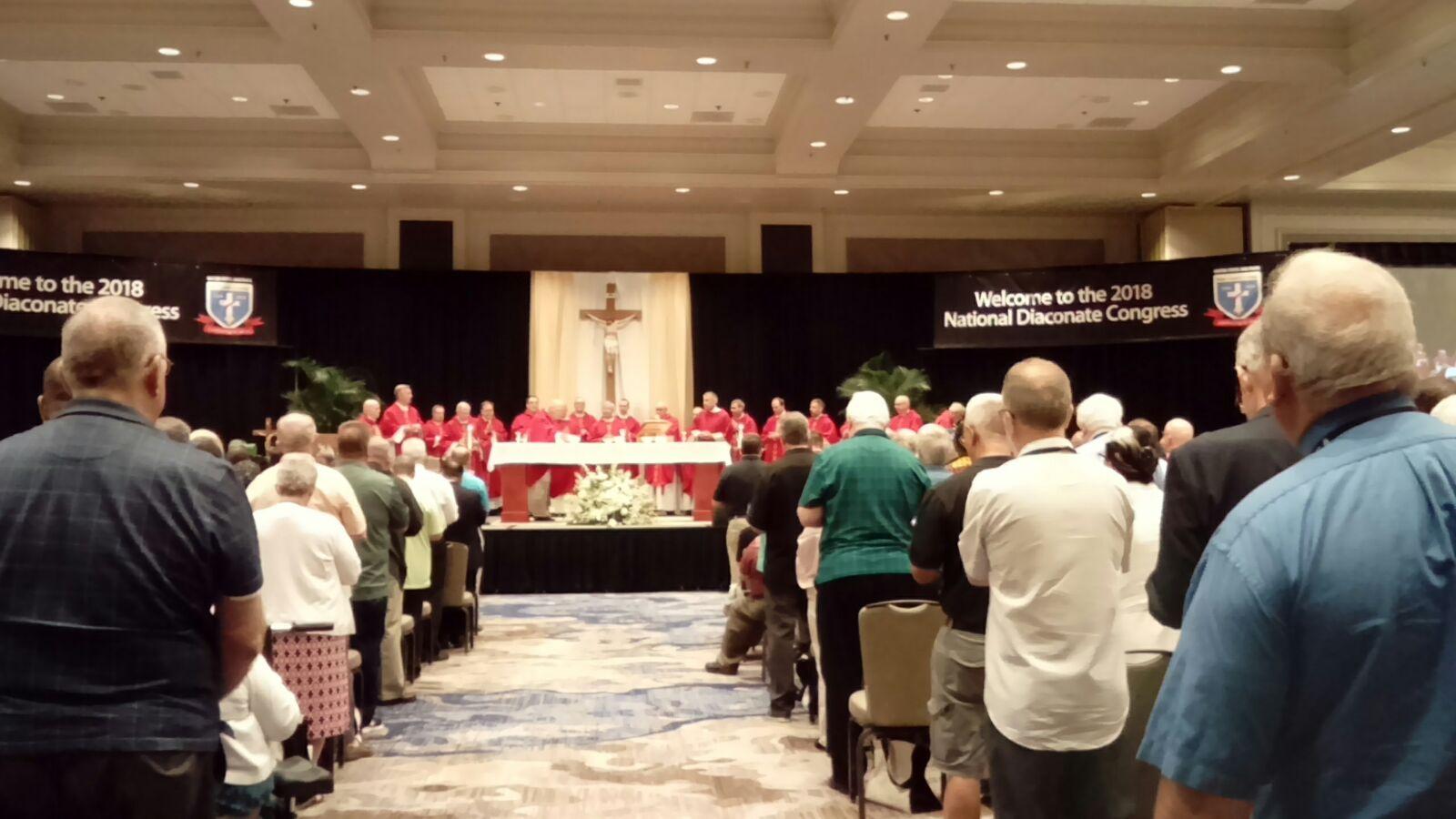 Finaliza en EEUU el Congreso Nacional de Diaconado 2018