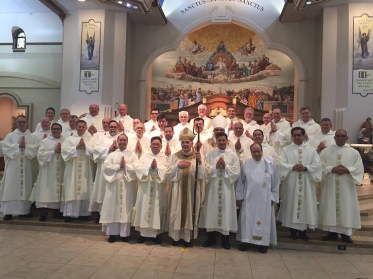 Conozca a los nuevos diáconos latinoamericanos de la diócesis de Austin, EEUU