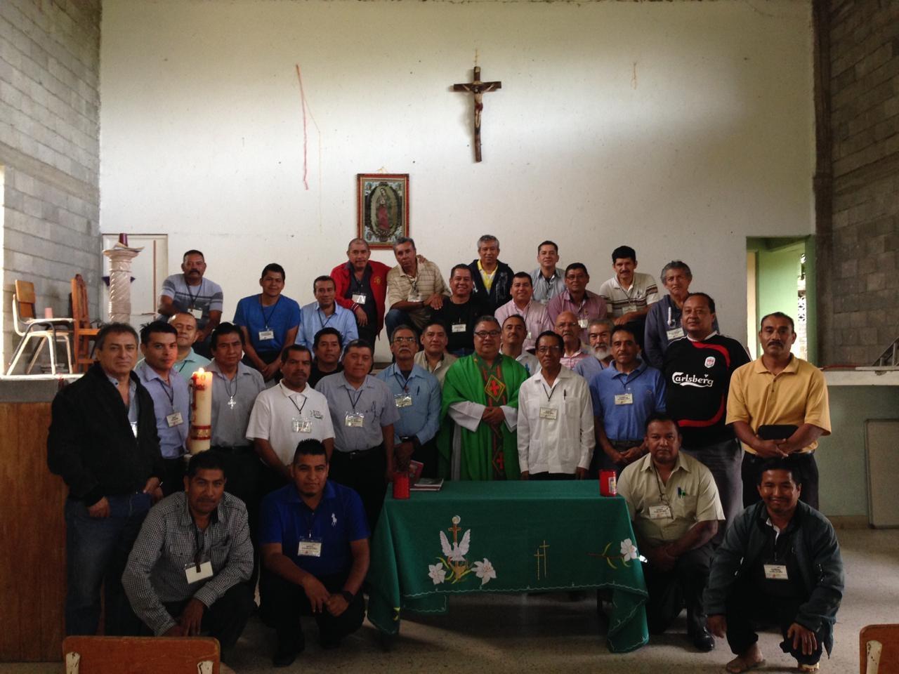 La diócesis de Chilpancingo-Chilapa, México, inicia el proceso de formación en miras al diaconado permanente