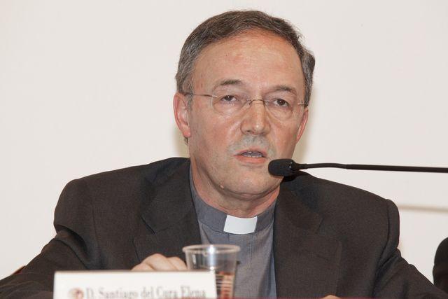 Conferencia de Santiago Del Cura, en el Seminario sobre el Diaconado Permanente, en la diócesis de Bilbao, España, 17/03/2018.