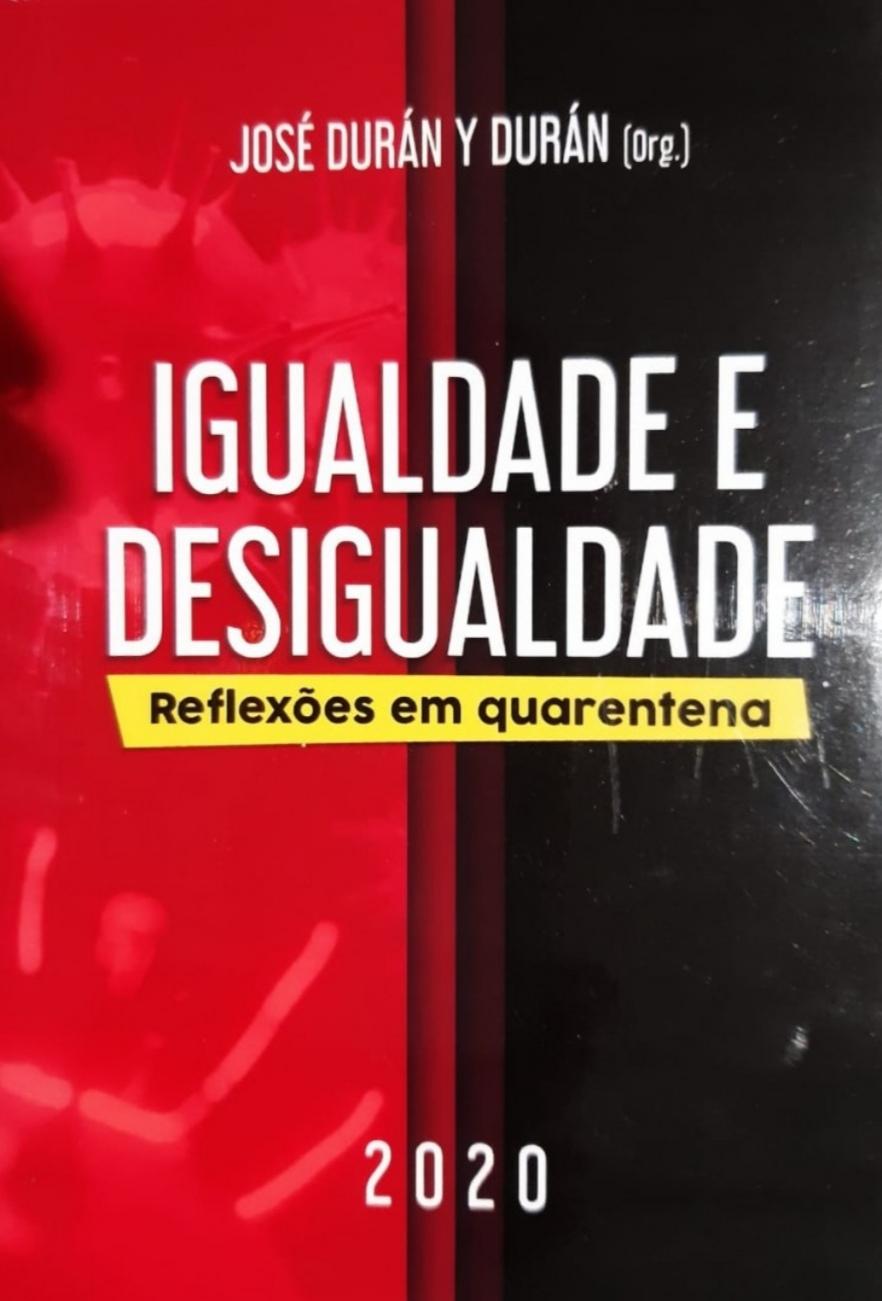 Novo libro: Igualdade e desigualdade