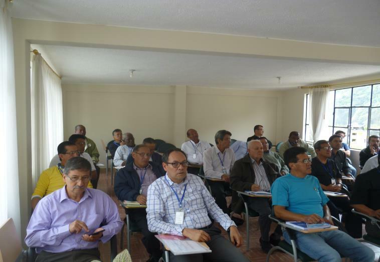 Diácono Jorge Grijalva Salazar: El diaconado en Ecuador