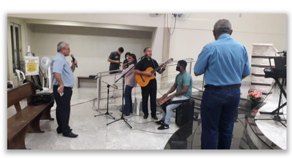 Grupo «Diáconos de Jesus», da Arquidiocese de São Luiz (Brasil): Assista ao clipe da música