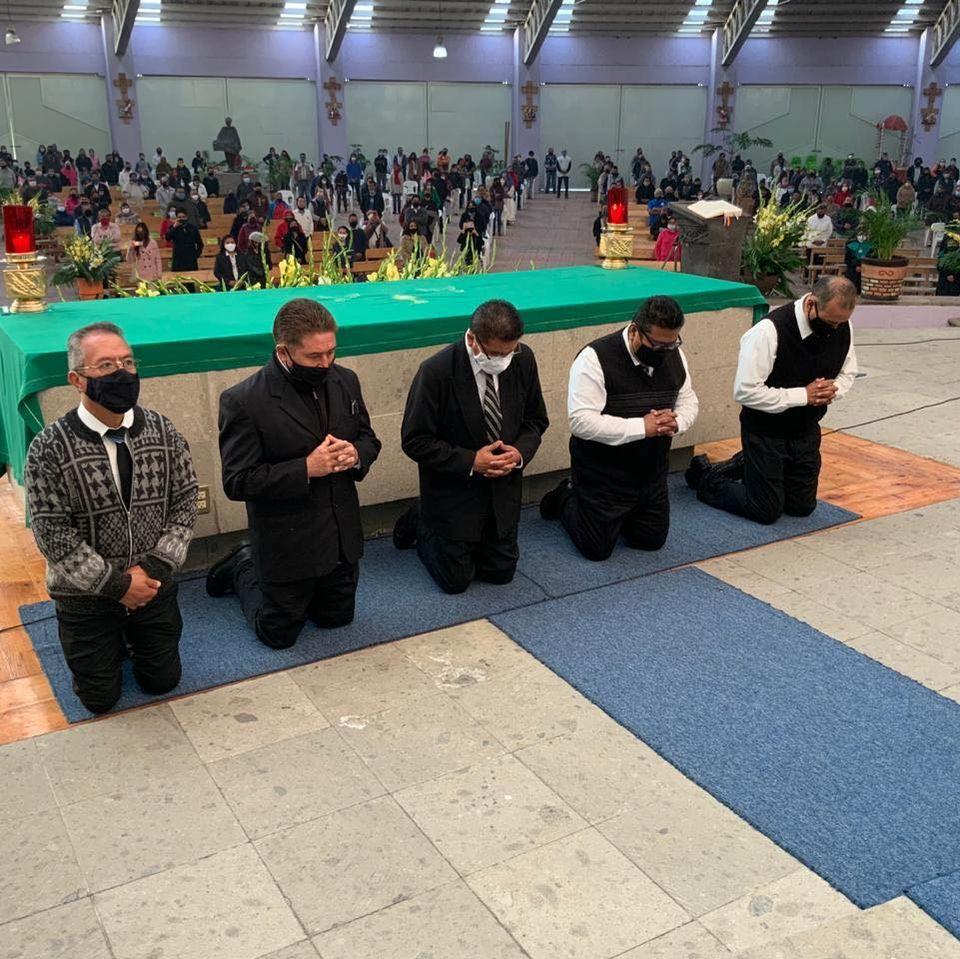 Diócesis de Chalco -México-: instituidos cinco lectores camino del diaconado