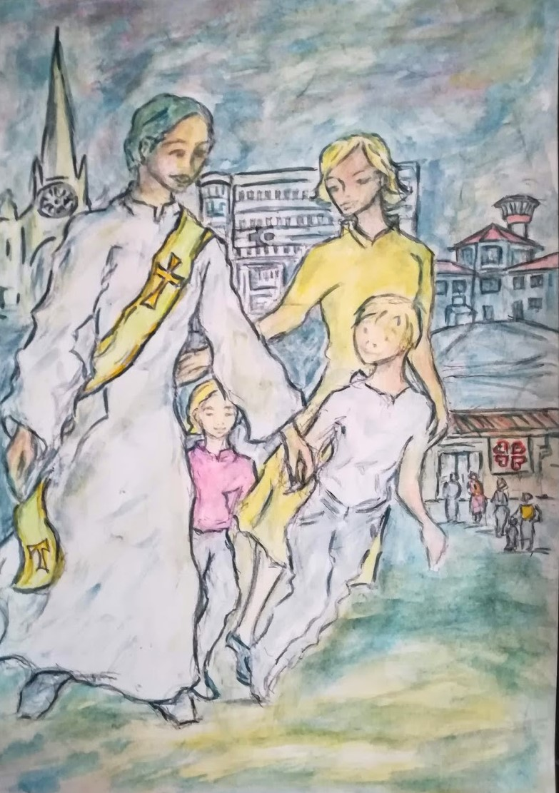 Las hijas e hijos de los diáconos en el itinerario vocacional del padre (III)