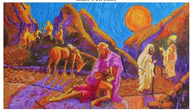Diácono Enzo Petrolino: «El Samaritano, corazón de Dios. Fratelli tutti: diáconos sin fronteras»