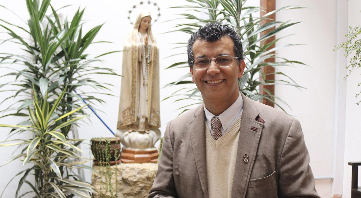 El diácono permanente de la arquidiócesis de Bogotá conversa con Vida Nueva en el marco del curso 'Sínodos y Sinodalidad' que adelanta el Boston College