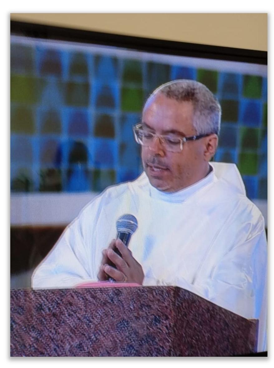 Diácono permanente é eleito presidente do Conselho Nacional das Igrejas Cristãs do Brasil