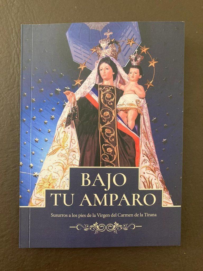 Diácono de la diócesis de Iquique lanza libro en honor a la Virgen del Carmen de la Tirana y su fiesta