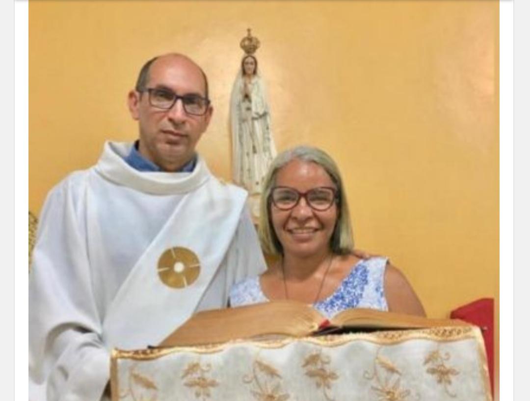 Diácono Antônio Santos defende tese em Teologia