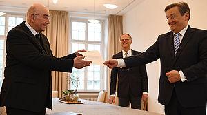 Diócesis de Münster -Alemania-, diácono Ralf Hammecke se convierte en el nuevo director administrativo