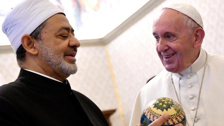 Primer Día Internacional de la Fraternidad Humana: Videomensaje del Papa Francisco