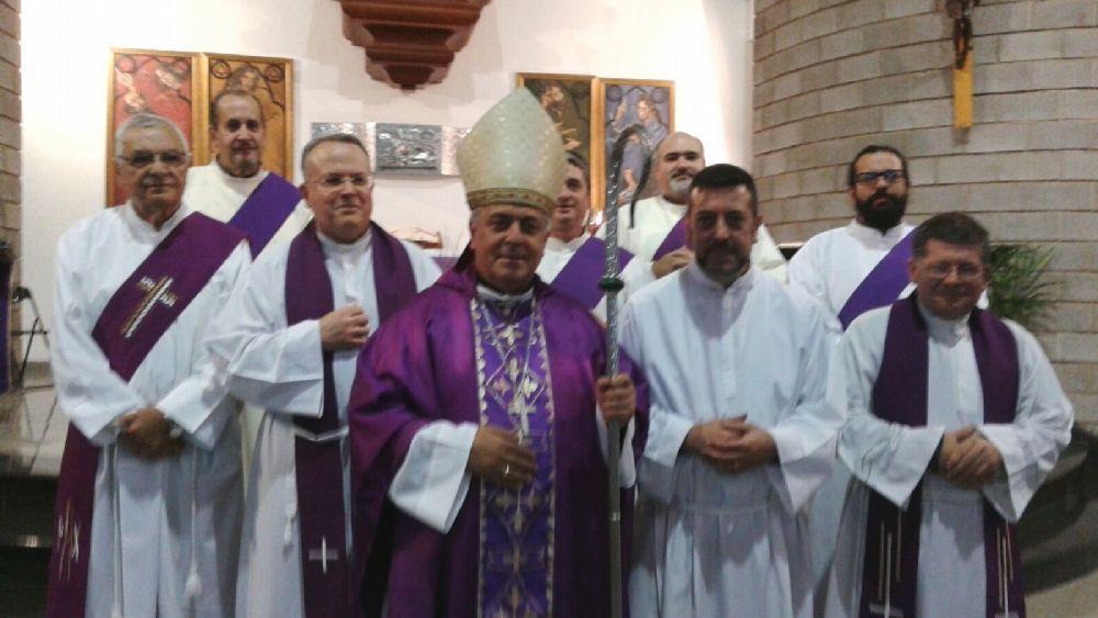 Diocesis de Tenerife, España: institución de acólitos