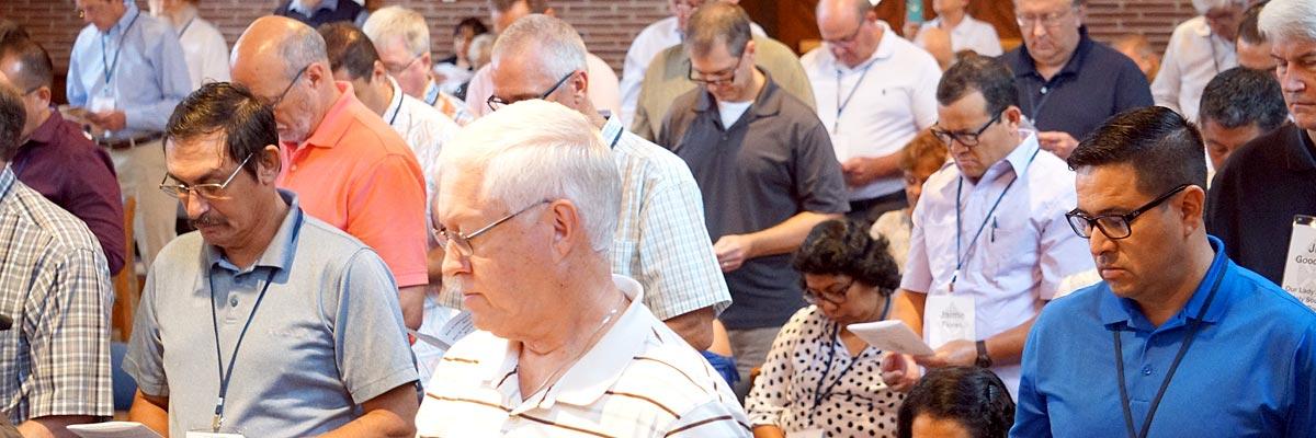 Diócesis de  de Little Rock -EEUU-: fin de Semana de Formación para el Diaconado Permanente
