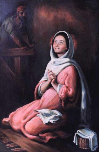 María, madre nuestra, llévanos a Jesús