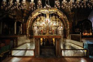El diácono Isabelo Larios (Huelva, España) pide una especial generosidad en la colecta de los Santos Lugares