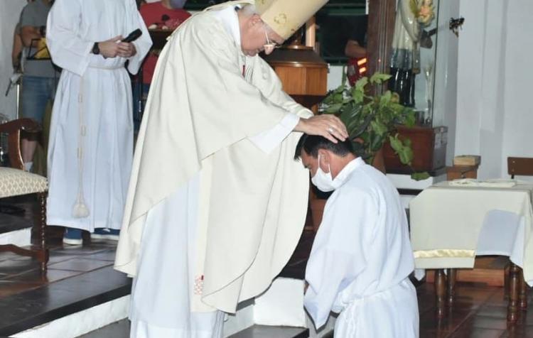 Seis nuevos diáconos permanentes en la diócesis de Rafaela, Argentina