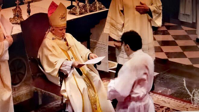 El cardenal Cañizares (Valencia, España) presidió el rito de admisión de 19 candidatos al diaconado permanente: «No tengáis miedo al mundo»