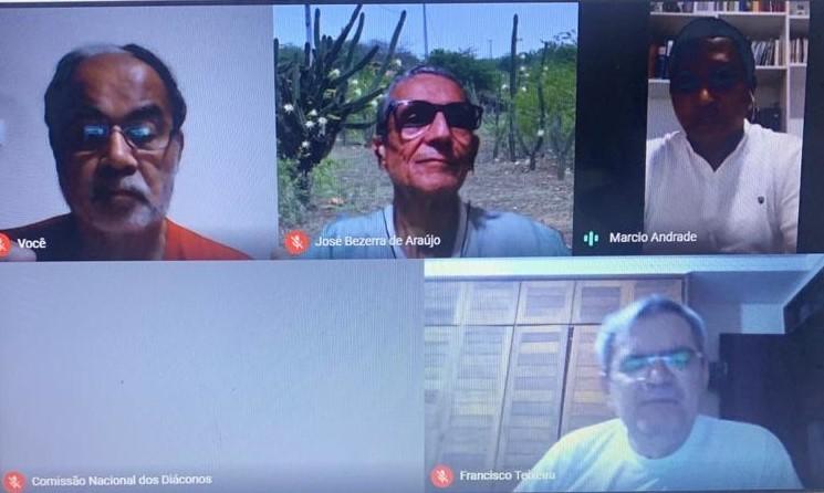 DIÁCONOS DE NATAL-RN, BRASIL,  RELATAM TRABALHO SOCIAL JUNTO A FAMÍLIAS RURAIS