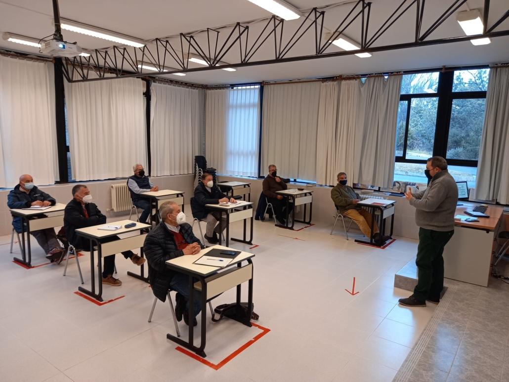 Diócesis de Segorbe Castellón, España: Los diáconos permanentes retoman la actividad centrada en su formación