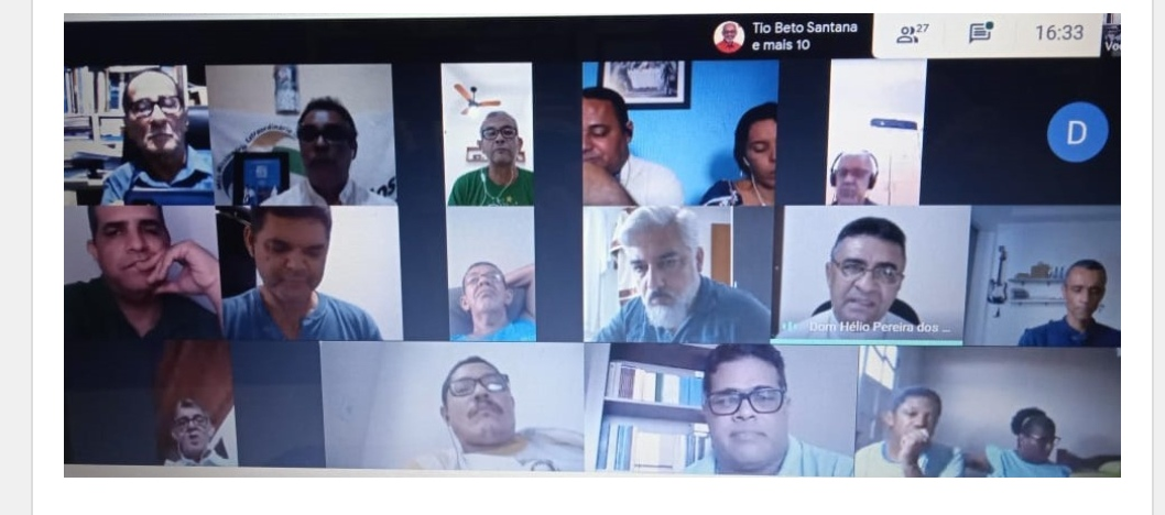 SAÚDE MENTAL FOI TEMA DE FORMAÇÃO DOS DIÁCONOS DA CRD NE3, BRASIL