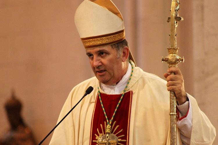 El obispo de Iguzaú, Argentina, Mons. Baisi reestructura la pastoral de la escuela de ministerios y diáconos permanentes