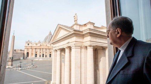 Entrevista al cardeal Beniamino Stella, prefecto e la Congregación del Clero