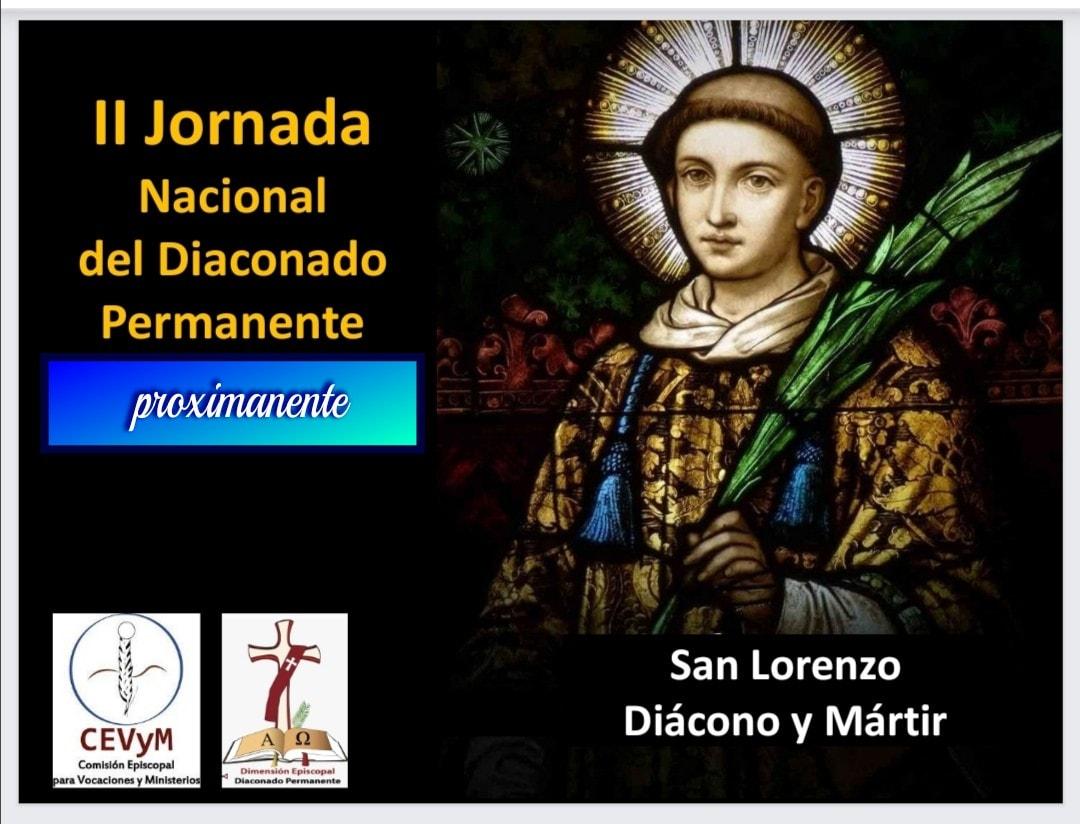 México: Próximamente se dará a conocer programación de la II II Jornada Nacional del Diaconado Permanente