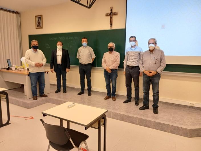 Diócesis de Segorbe  Castellón, España: Sesión formativa de los diáconos permanentes junto a la Delegación de Misiones