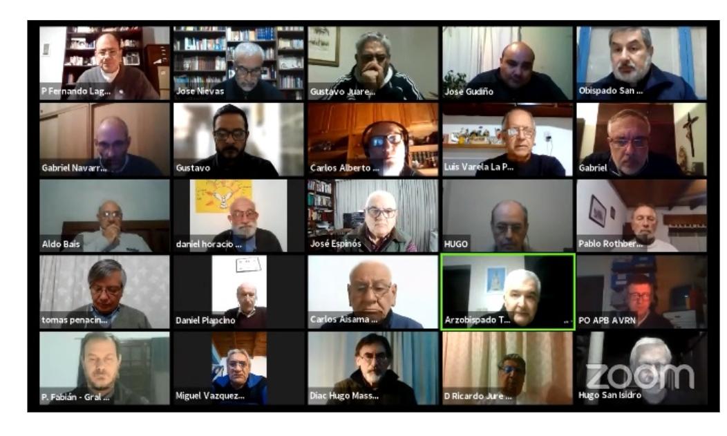Argentina: Se llevó a cabo el Encuentro Nacional de Delegados y Formadores de Diáconos Permanentes