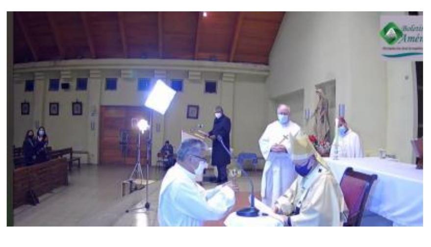 Archidiócesis de La Serena, Chile: Candidatos al diaconado permanente dieron pasos en su camino vocacional