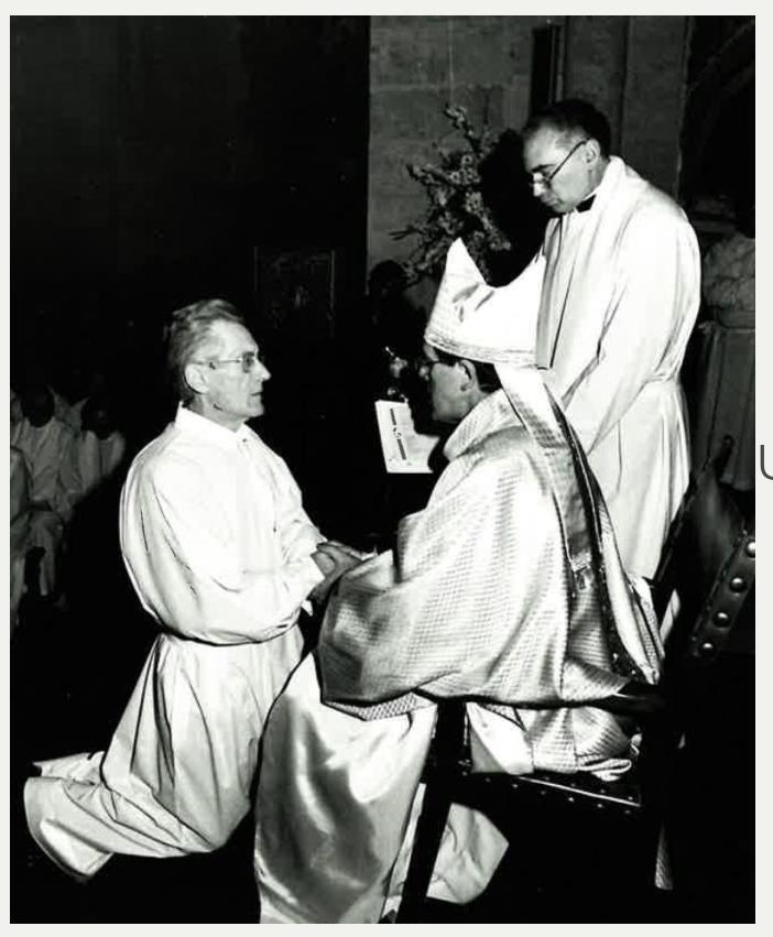 """""""Tiene que darse a conocer la figura del diácono permanente en las parroquias"""""""