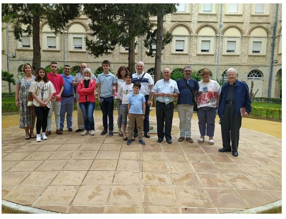 Diócesis de Jaén, España: Encuentro final de curso de diáconos permanentes y aspirantes