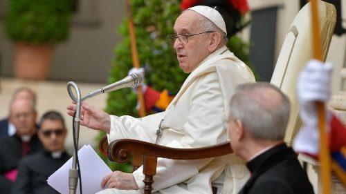 El Papa recibe a los diáconos de la diócesis de Roma este sábado