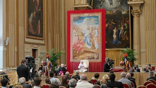 Vaticano: Humildes, bons esposos e sentinelas – o pedido do Papa aos diáconos permanentes