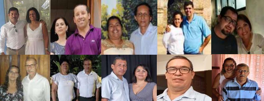 Diez Acólitos: Candidatos al Diaconado en la Diócesis de Tilarán Liberia, en Costa Rica