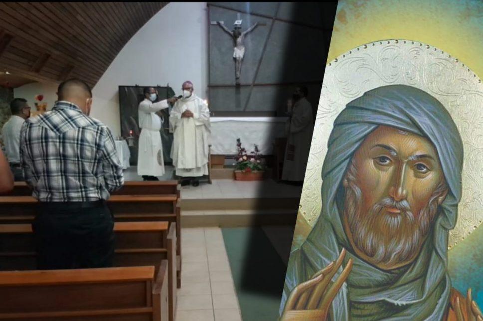 Candidatos al Diaconado Permanente celebran a San Efrén