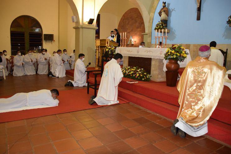 Villarrica del Espíritu Santo, Paraguay: Nuevo diácono permanente