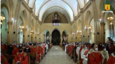 Día del Diácono Permanente se celebró en Diócesis de Valparaísom Chile