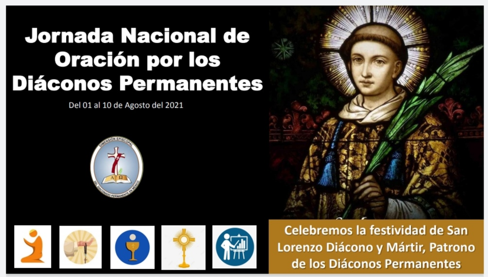 México: Segunda Jornada de Oración por el Diaconado Permanente