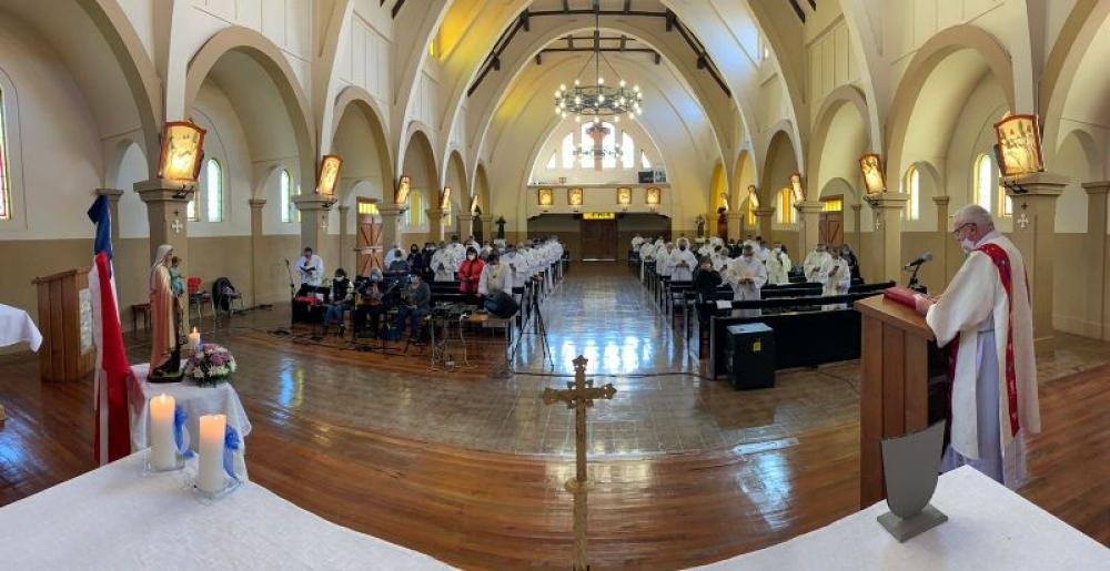 Encuentro del Diaconado Permanente en Victoria, Chile