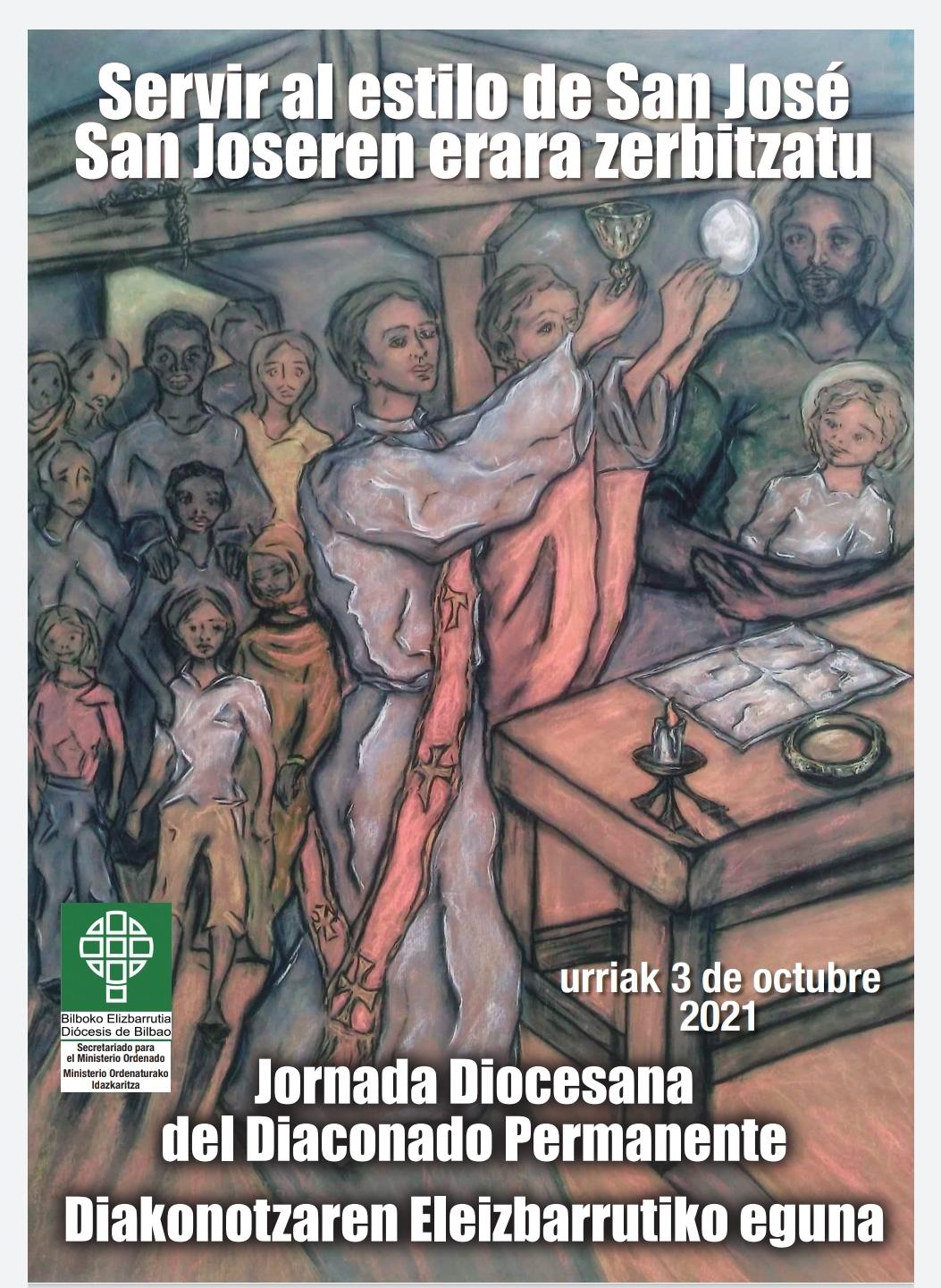 Bilbao, España: Materiales de la VII Jornada diocesana del diaconado permanente