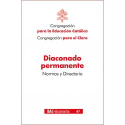 Nuevo libro: «Diaconado permanente. Normas y directorio»