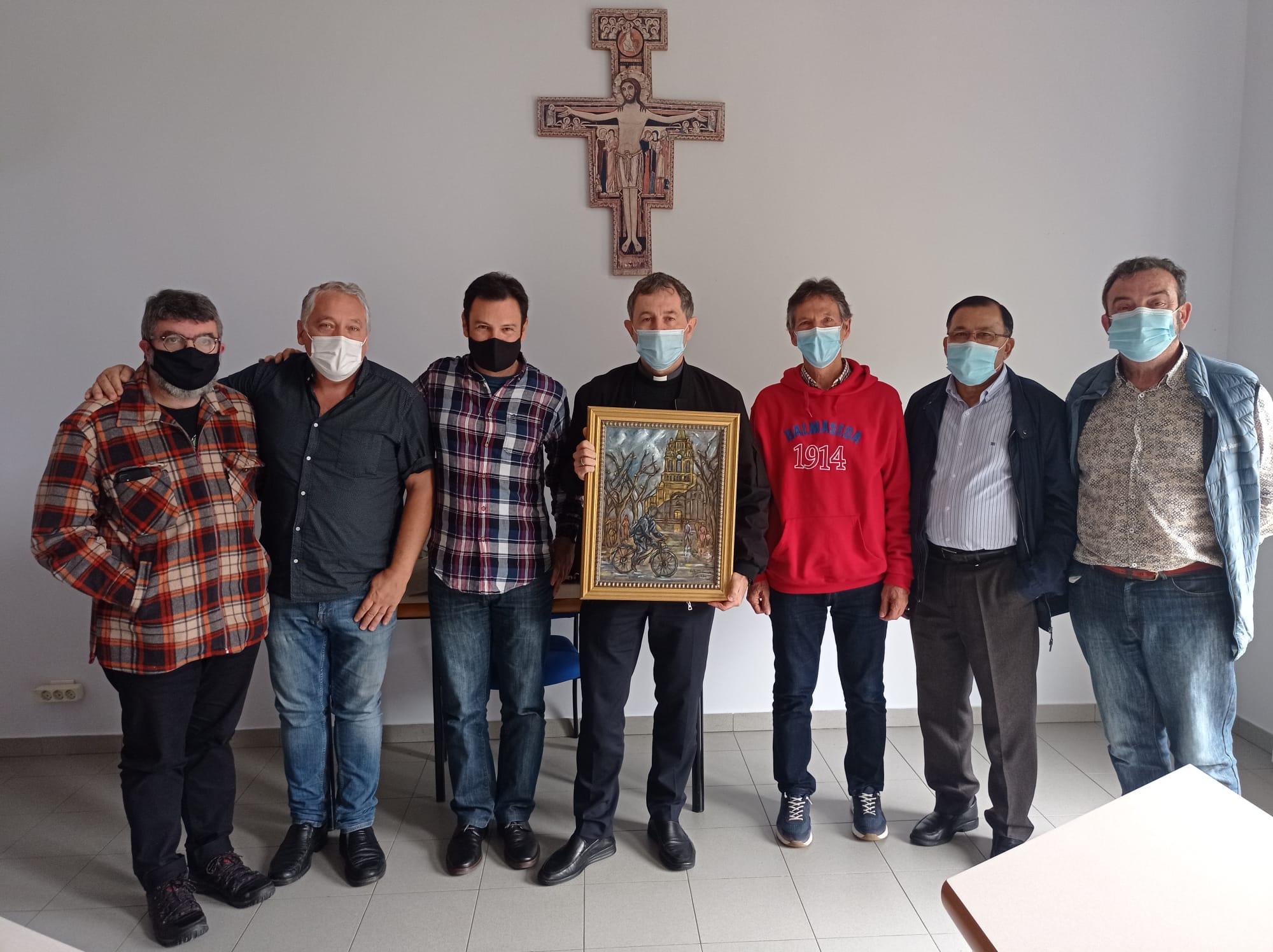 Bilbao, España: Mons. Joseba Segura clausuró los ejercicios espirituales de los diáconos permanentes