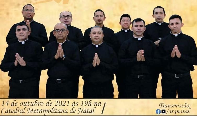 ARCEBISPO DE NATAL, BRASIL,  ORDENARÁ 10 DIÁCONOS PERMANENTES