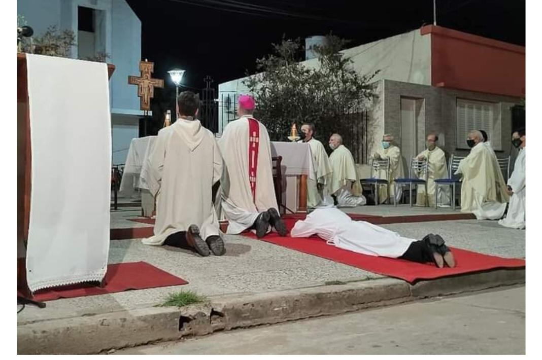 La diócesis de Nueve de Julio -Argentina- tiene nuevo diácono permanente